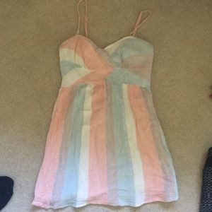 Free people summer dress size 8